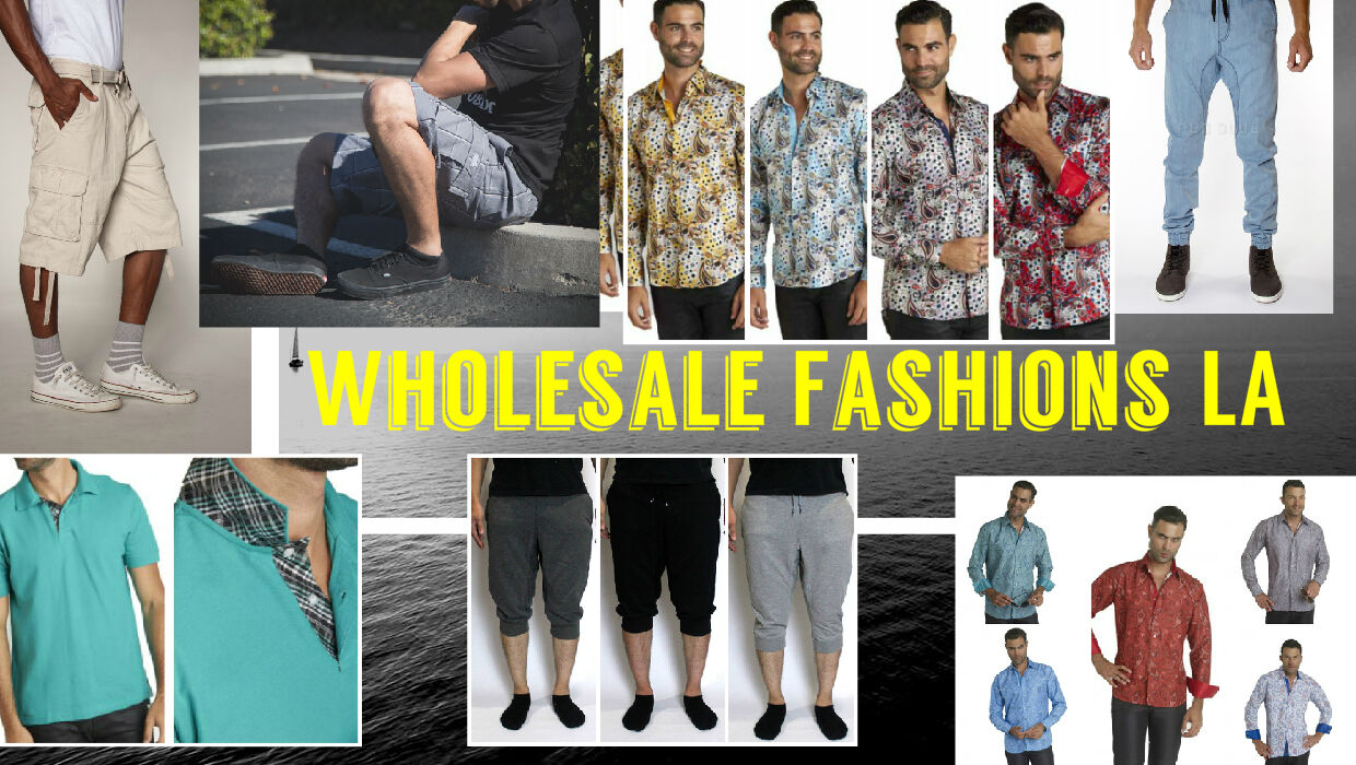 WHOLESALE FASHIONS LA
