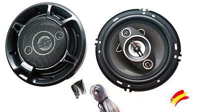 KIT DE ALTAVOCES COCHE CAR 500W max. 16 cm WG-65 COAXIAL 2...