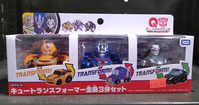 Transformers Q QTFS-01 MOC MOSC MISB new sealed takara tomy choro