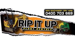 BOOK YOUR NEXT JOB IN WITH RIP IT UP North Maclean Logan Area Preview