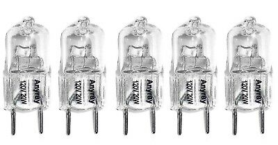 5  Pack Replacement Light Bulb 120V 20 Watt For Ge Microwave Wb36x10213 20W
