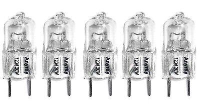 -Pack Replacement Light Bulb 120V 20-Watt for GE Microwave