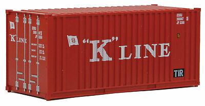 H0 Container 20 Fuß K-Line -- 8013 NEU