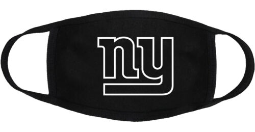 NY New York Giants - Face Mask Cover Adult Youth Fashion 3 Layers
