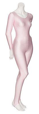 Hellrosa Barbie Tanz Halloween Kostüm Catsuit Kostüm Outfit Kdc012 Ausverkauf ()
