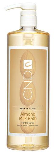 CND Spa Manicure Almond Milk Bath 8 fl oz 33 fl oz