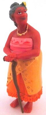 *GRAMMA TALA Disney MOANA PRINCESS PVC TOY PLAYSET FIGURE Cake Topper FIGURINE!* comprar usado  Enviando para Brazil