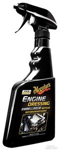 Meguiars Meguiar`s Engine Dressing Detailer and Preserver 473ml - BRAND NEW
