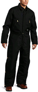 Carhartt arctic quilt-lined duck coverall