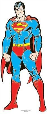 Superman DC Comics Mini Cardboard Cutout / Standup / Standee Superhero Party](Superhero Cardboard Standups)
