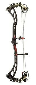 NEW-2012-PSE-Bow-Madness-3G-Black-and-Camo-Compound-Bow-RH-29-70