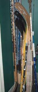 Choice of 3 R.H. Composite Senior Hockey Sticks