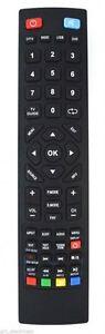 Replacement Remote Control for Technika 24E21B-FHD/DVD 24