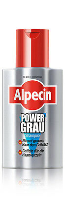 Alpecin Power Grau Shampoo  200ml