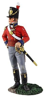 BRITAINS NAPOLEONIC BRITISH 36144 1ST FOOT GUARD BATTALION COMPANY OFFICER MIB