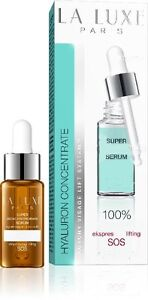 LA LUXE - SOS FACE THERAPY INSTANT LIFTING DEEP WRINKLES 100% HYALURONIC ACID