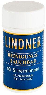 Lindner Tauchbad für Silbermünzen, 375ml (8092)