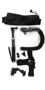 Action Camera Accessory Kit Sunpac