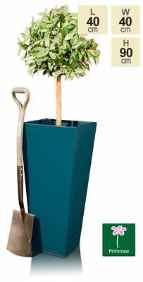 Flared Planter Plant Pot Grow Your Own Garden Outdoor Gardening Primrose H48cm