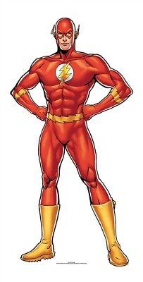 The Flash DC Comics Mini Cardboard Cutout / Standup / Standee Superhero Party](Superhero Cardboard Standups)