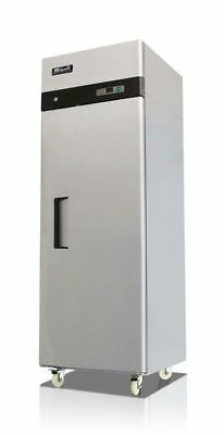 New Migali Single Door Reach-in Cooler 29 C-1r Free Shipping