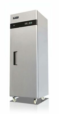 1 Door Reach In Freezer Stainless Steel Migali C-1f-hc New 9612 Commercial Nsf