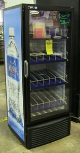 QBD Single Glass Door Cooler - Refurbished