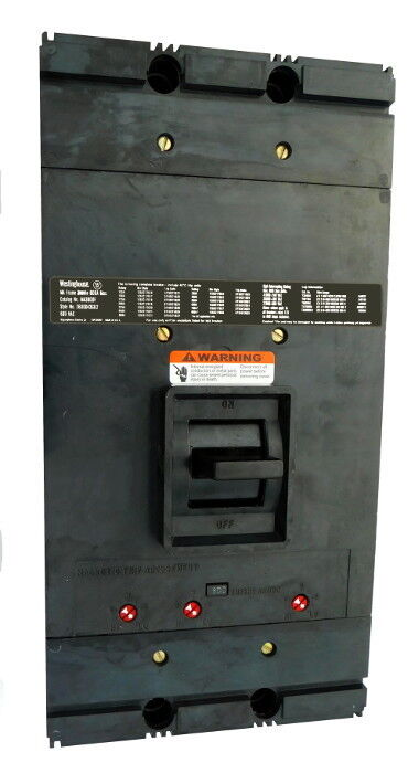 Cutler-hammer / Westinghouse Ma3175 - Certified Reconditioned