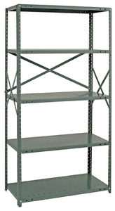 USED INDUSTRIAL SHELVING UNITS. 50% OFF NEW. EXCELLENT CONDITION Kitchener / Waterloo Kitchener Area image 2