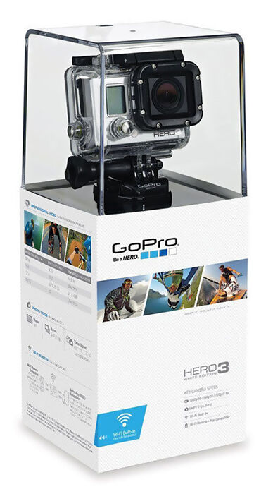 Review of GoPro HD Hero3
