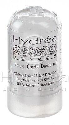 Deodorant Stick Sensitive Care - NATURAL CRYSTAL DEODORANT STICK - Hypoallergenic and Sensitive Skin Care, Hydrea
