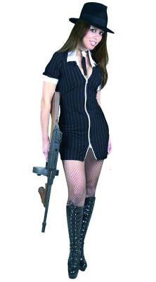 - Gangster Moll Halloween Kostüme