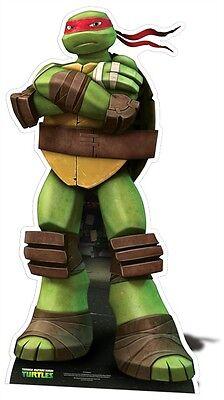 Raphael from Teenage Mutant Ninja Turtles MINI Cardboard Cutout Stand Up TMNT