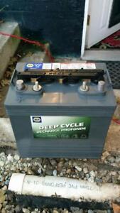 For Sale 8V Golf Cart Batteries