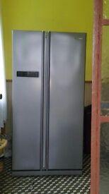 Fridge freezer american style SAMSUNG with ice dispenser