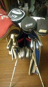 Team CANADA Bag Full Set Maxfli A10's TaylorMade Woods Odyssey P
