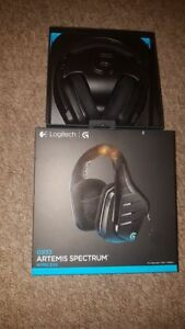 TRADING BRAND NEW SEALED LOGITECH G933 WIRELESS GAMING HEADSET