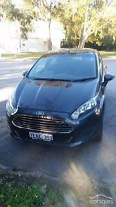2013 Ford Fiesta Hatchback Crawley Nedlands Area Preview
