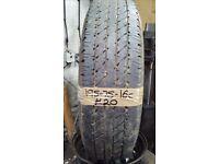 195-75-16c Sava Trenta 107/105N 6mm Part Worn Tyre