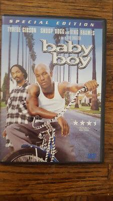 Baby Boy (Special Edition), New DVD, AlexSandra Wright, Tyrese Gibson, Taraji P.