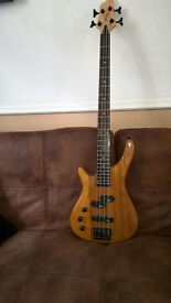 Stagg Left Handed Bass guitar