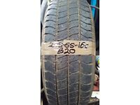 205-65-16c Goodyear Marathon 107/105T 6.5mm Part Worn Tyre