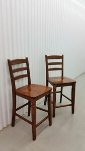 Pair of Counter Chairs