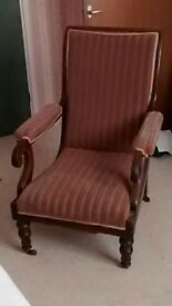 Old Armchair.