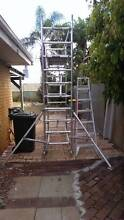 Mobile Scaffold Tower For Hire. Rossmoyne Canning Area Preview