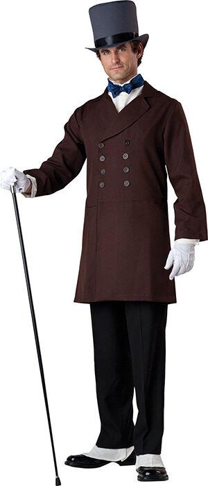 Victorian Gentleman Costume