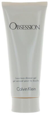 Obsession by Calvin Klein for Women Moisturizing Body Wash 3.4 oz. NEW