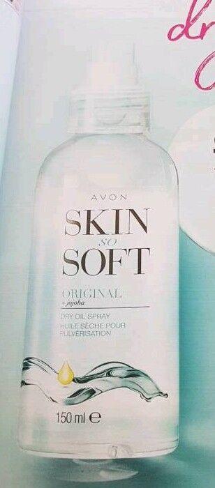 Skin So Soft Free Bottle Of Little Black Dress Perfume In