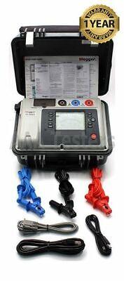Megger S1-5522 5 Kv High Current Insulation Resistance Tester S1 552 2