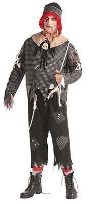 Gothic Ragdoll Boy Adult Rag Doll Costume (Gothic-ragdoll)